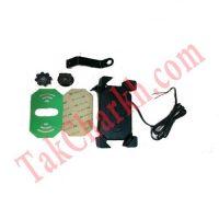 شارژر و نگهدارنده موبایل موتورسیکلت